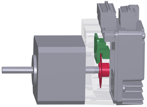 Integrated Stepper Motor's from Applied Motion Products
