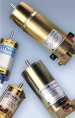 Pittman's Brush DC Motor Family