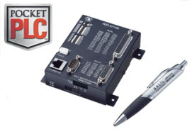 Galil RIO-47xxx Pocket PLC with Ethernet/RS232