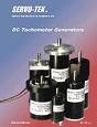 Servo-Tek Tachometer Catalog