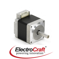 ElectroCraft TorquePower Plus Stepper Motors
