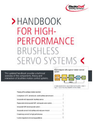ElectroCraft Handbook For High-Performance Brushless Servo Systems