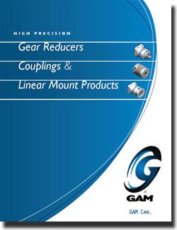 Gam Gearbox Catalog