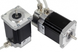 IP65 Rated Step Motors