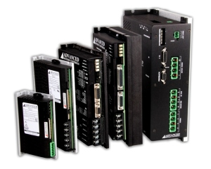 AMC AxCent Servo Drive Family